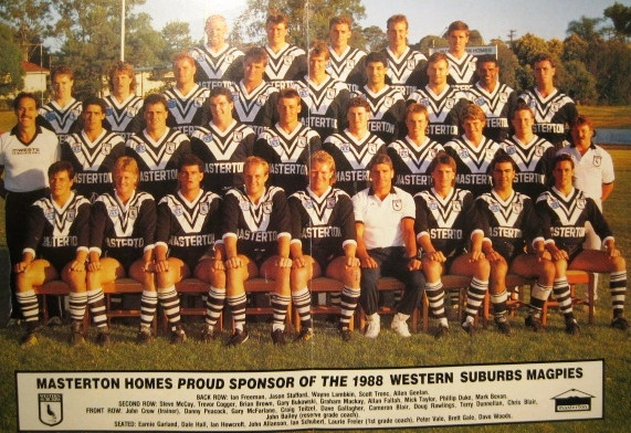 e183035dd73 Wests Magpies Posters