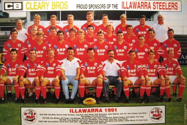 Image result for illawarra steelers 1983