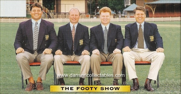Image result for the footy show 1995 nrl