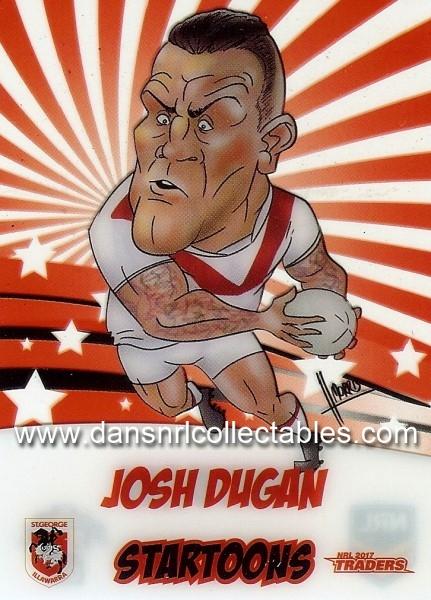 Josh Dugan 2017