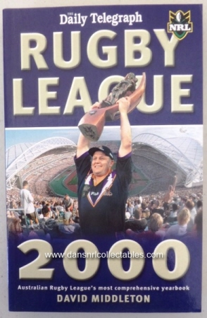 Rugby League 1994: Official Yearbook of the ARL